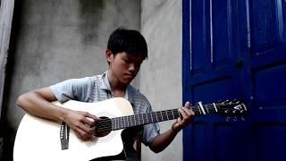 Dáng em  guitar solo  fingerstyle - Nguyễn Phi Hùng