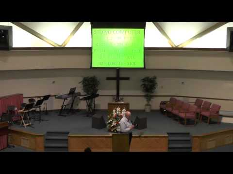 04.29.2015 Newark UPC Adult Bible Study:Give Me The Simple Life