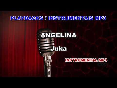 ♬ Playback / Instrumental Mp3 - ANGELINA - Juka