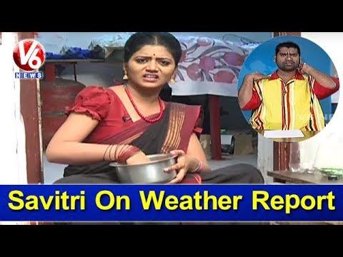 Savitri On Weather