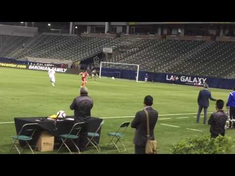Henrikh Mkhitaryan-Armenia Vs Guatemala - Araz Ozbilis Amazing Shot.