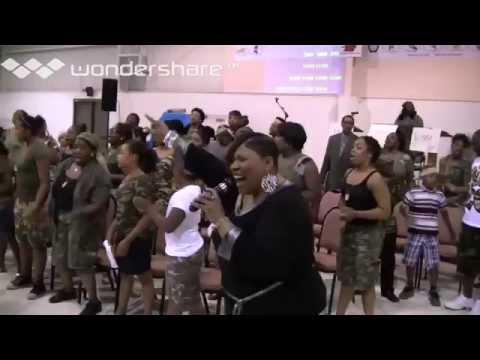FOY - Danyelle Page And The Spiritual Israel Youth Choir