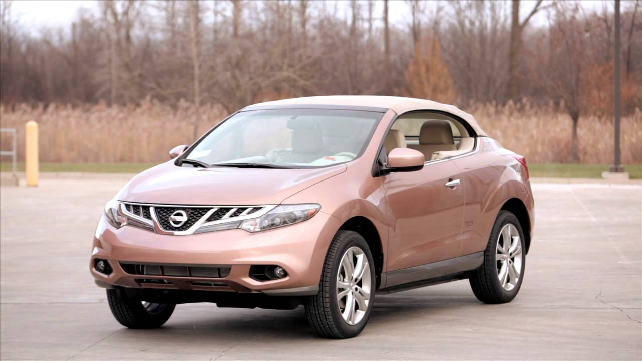 2012 nissan murano crosscabriolet power windows youtube 2012 nissan murano crosscabriolet power windows vanachro Gallery