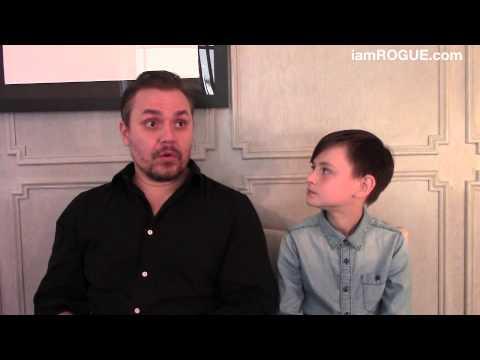 Writer/Director Theodore Melfi and Jaeden Lieberher Talk 'St. Vincent' Bluray/DVD