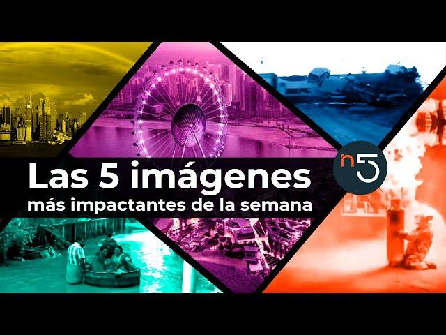 Las 5 Imagenes Que Dieron La Vuelta Al Mundo Esta Semana #59 | En5.mx