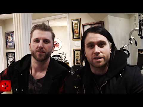 Three Days Grace - Thanks for your support for The Mountain!