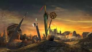 Final Fantasy X beginning, PS2 emulator
