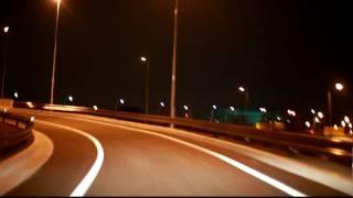 国道17号バイパス宮前インターチェンジ R17BP上り→ 上尾道路(R17)下り