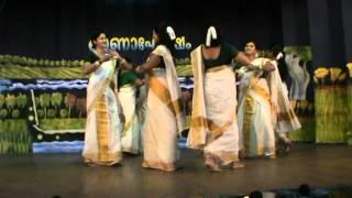 Rajagirihss Onam Thiruvathira 2012