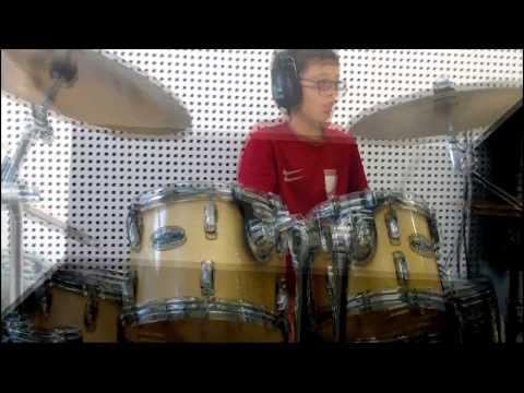 ALANNAH MYLES - Black Velvet (Drumcover)