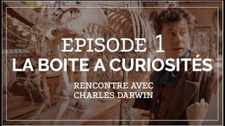 Je rencontre Charles Darwin