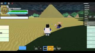 Roblox Dragon Ball Online:Stats Glitch