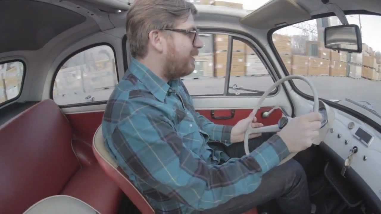 Legend Cars For Sale >> Driving a vintage Fiat 500 - YouTube