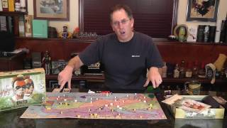 Board Game Review of 1754: Conquest-The French & Indian War with The Chief