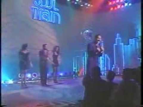 Soul Train 91' Performance - Keith Washington - Kissing You!