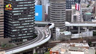 Gate Tower Highway That Goes Through The Building | Japan | Wonders Of World