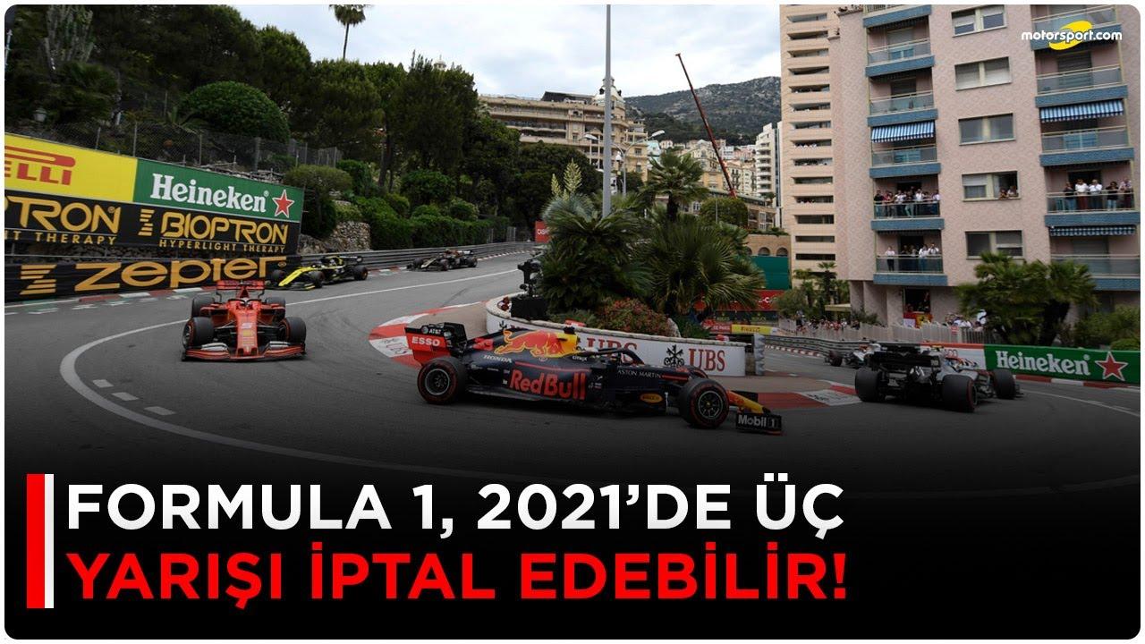 Formula 1, 2021'de üç yarışı iptal edebilir! - İstanbul Park alternatiflerden