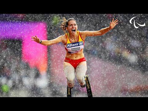 Athletics highlights - Rio 2016 Paralympic Games