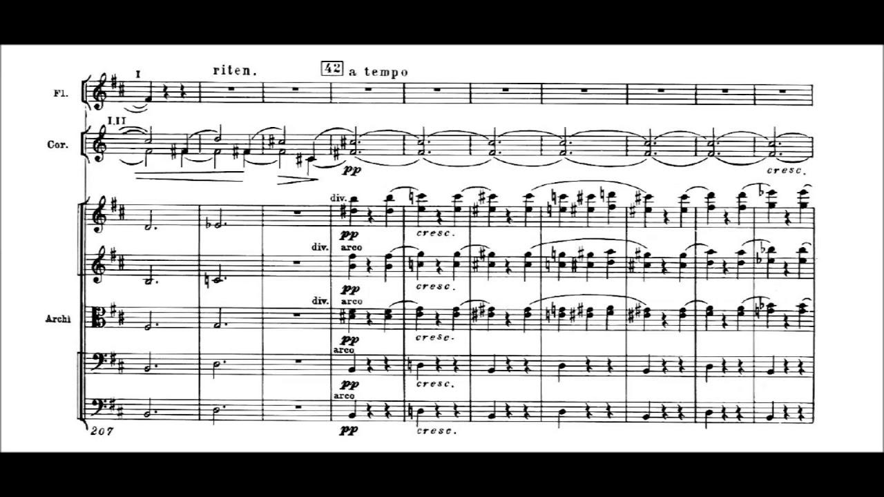 Dmitri Shostakovich - Symphony No  9 [With score] (Reupload)