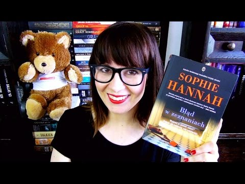 Błąd w zeznaniach (Sophie Hannah) - recenzja [bookreviewsbyanita