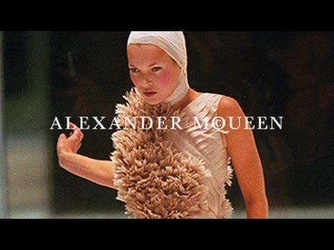 e888872d Alexander McQueen | Women's Spring/Summer 2001 | Runway Show - YouTube