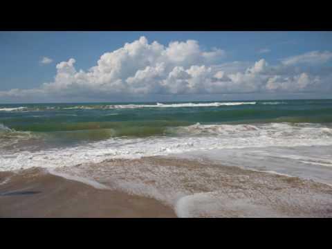 PURI BEACH , ODISHA ,india ... 4k video