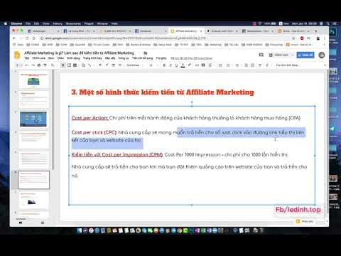 Affiliate Marketing là gì   Cách kiếm tiền từ Affiliate Marketing