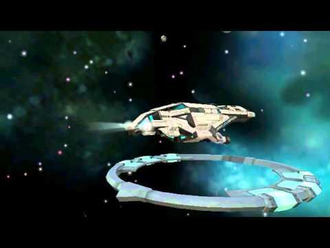Dolphin - class combat shuttle