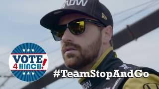A Special Dancing With The Stars Message From James Hinchcliffe