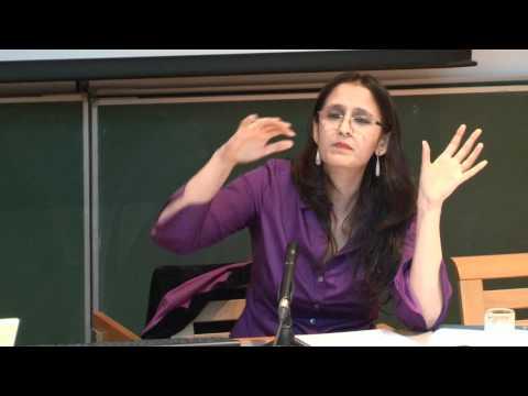 Nancy Adajania @ GLOBAL ART SYMPOSIUM 2011
