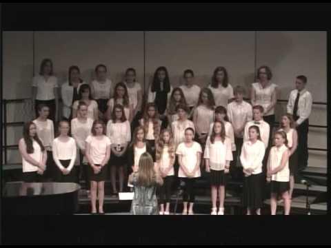 Ipswich Middle School Chorus Concert 7/7/16
