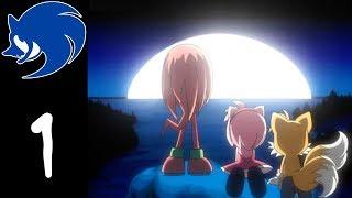 Sonic F - 001 - Enter New Super Parody Series!