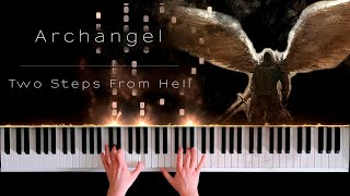 Two Steps From Hell - Archangel (Piano)