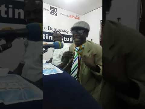 SALONE DONALD TRUMP at radio democracy