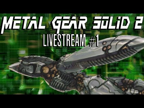METAL GEAR SOLID 2 :: WHERE'S THE F*CKIN' CONTROL UNIT?!