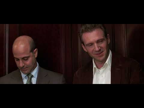 Download Maid In Manhattan (2002) - Ty and Chris meets in elevator
