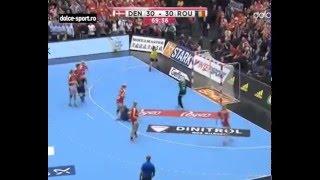 Finalul de infarct din meciul istoric România-Danemarca