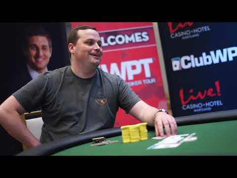 Nitis Udornpim Wins WPT Maryland At Live! Casino
