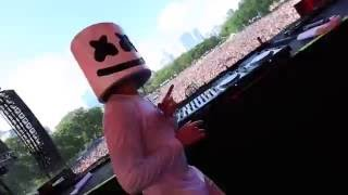 Marshmello Lollapalooza Chicago 2016 Recap