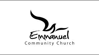 21. Emmanuel Community Church (Port Perry) - Online Service 08/02/20