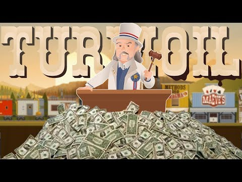 Turmoil The Heat Is On - Deep Pocket Auctions - I Own The City! - Turmoil Gameplay
