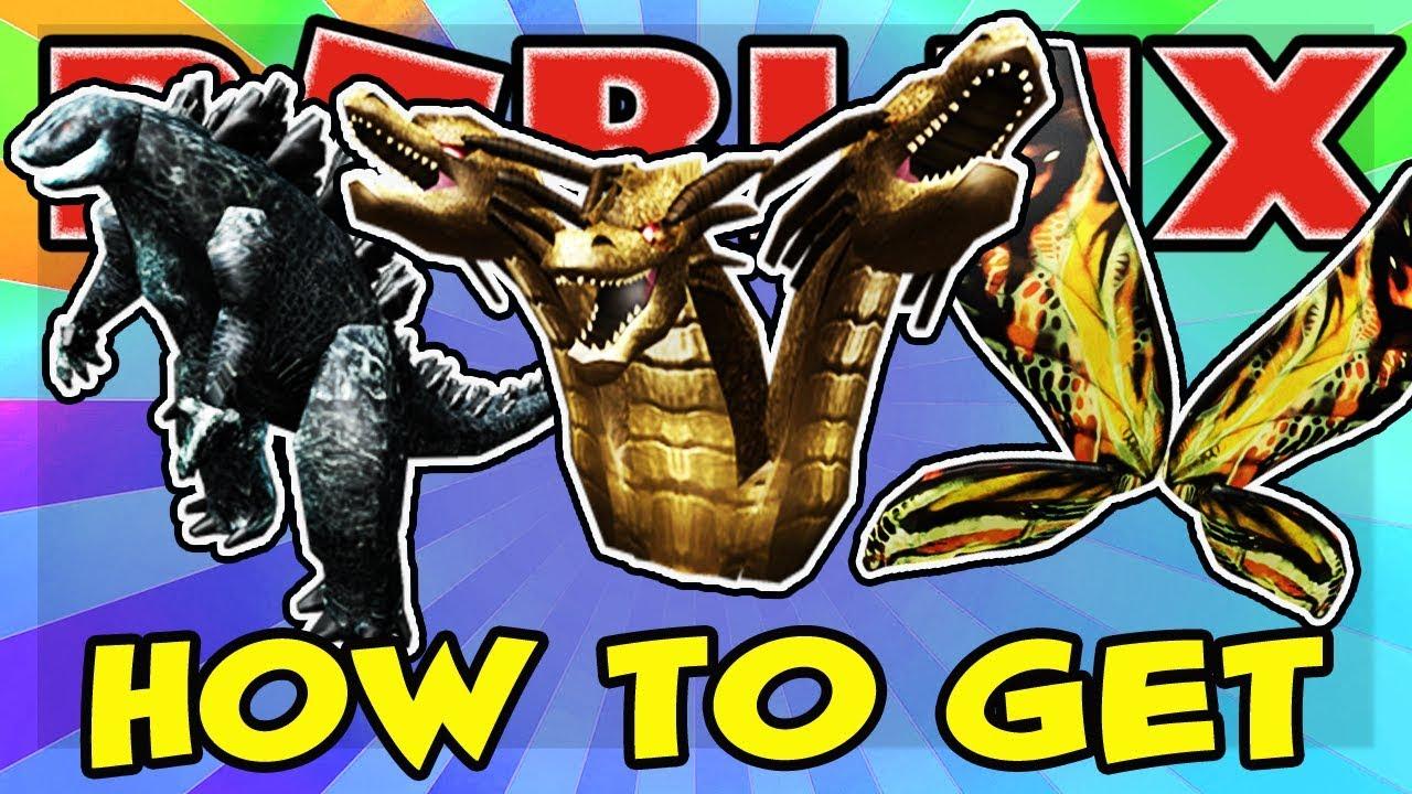 [PROMO CODE] HOW TO GET GHIDORAH HEAD, GODZILLA COMPANION ...
