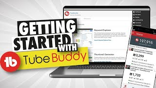How to Get Started With TubeBuddy