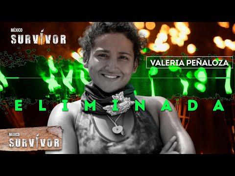 El fuego de Valeria se extingue en Survivor México. | Survivor México 2021