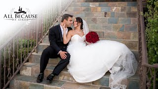 Jessica and Kyle | Gershon Bachus Vintners Winery Wedding | Temecula, CA