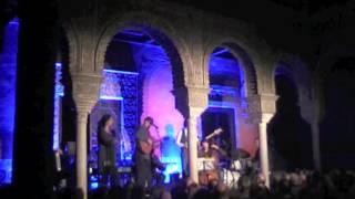"""""""Alameda"""" y Manuel Lombo.""""Cada vez que te miro"""" (Sevilla 27/11/14)"""