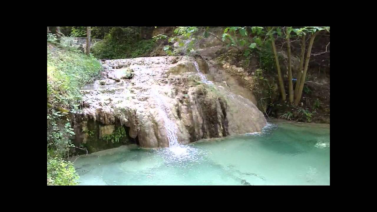 Val dOrcia  Abbadia  Bagni SFilippo  YouTube