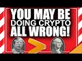 Cryptocurrency Trading Tips & Tricks. Learn to find Market Reversal Price Points.