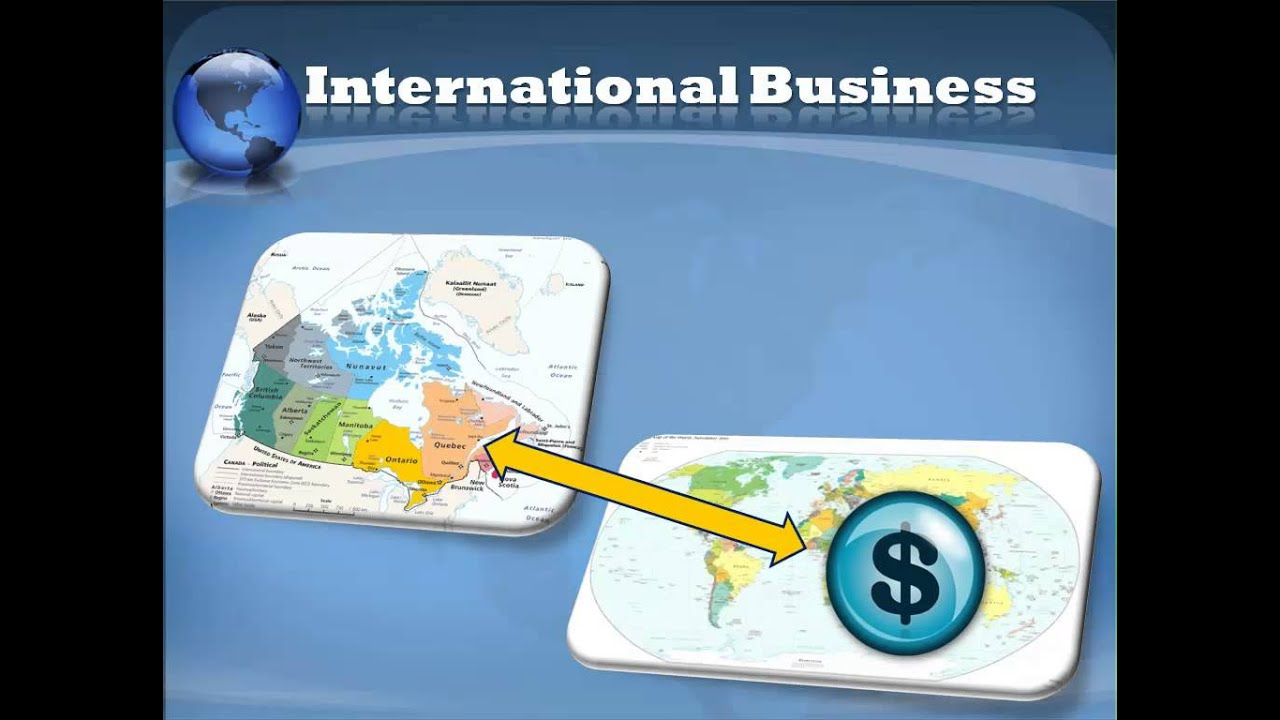 International business report writing