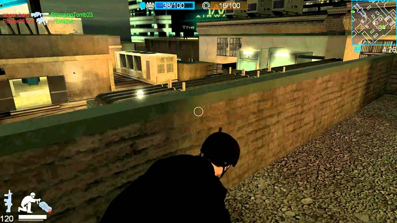 James Bond Quantum Of Solace Pc Multiplayer Rooftop Tc Youtube